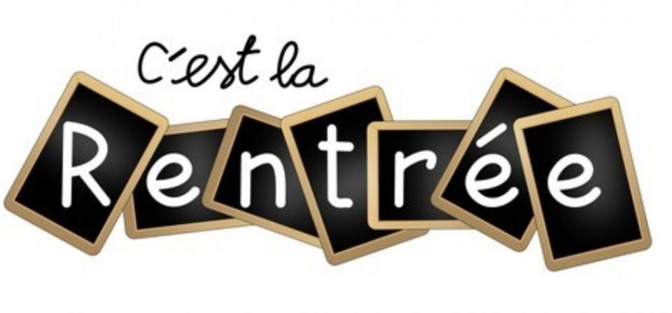 RENTREE 2019-2020